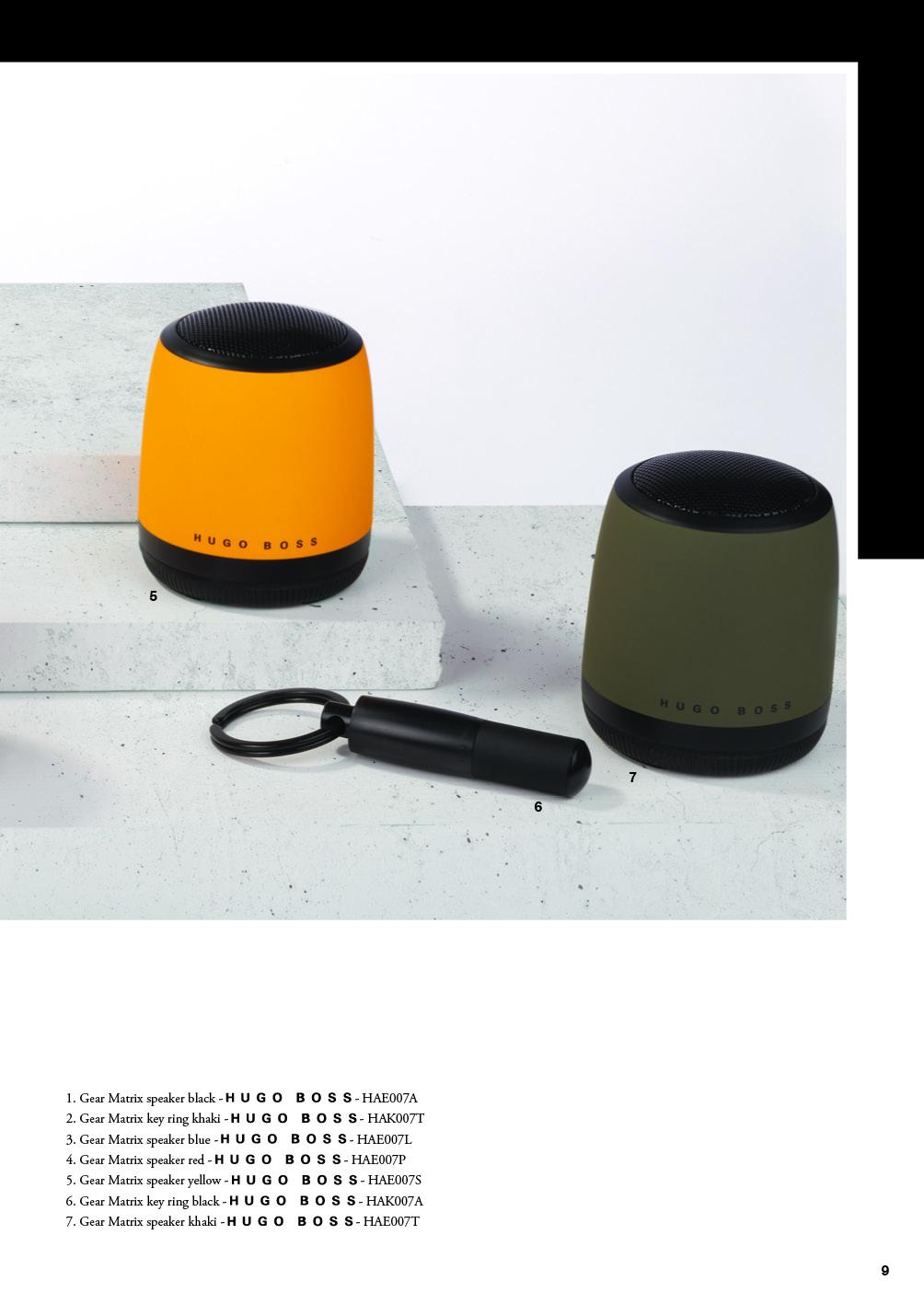 Lautsprecher Gear Matrix Red